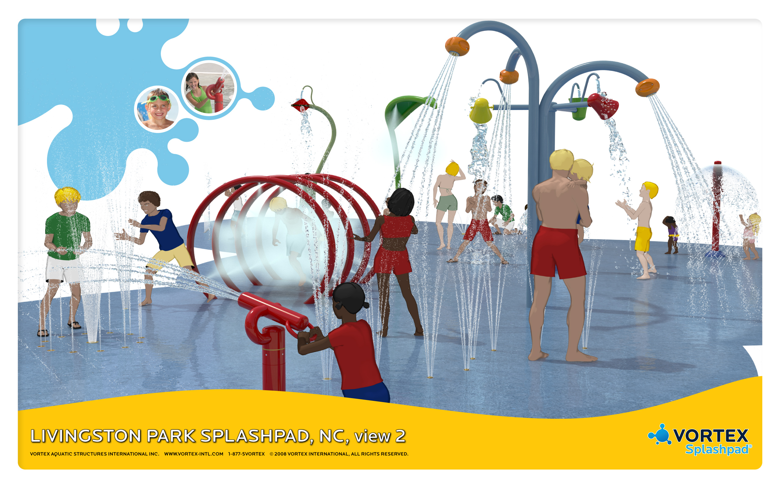 Splash Pad Images